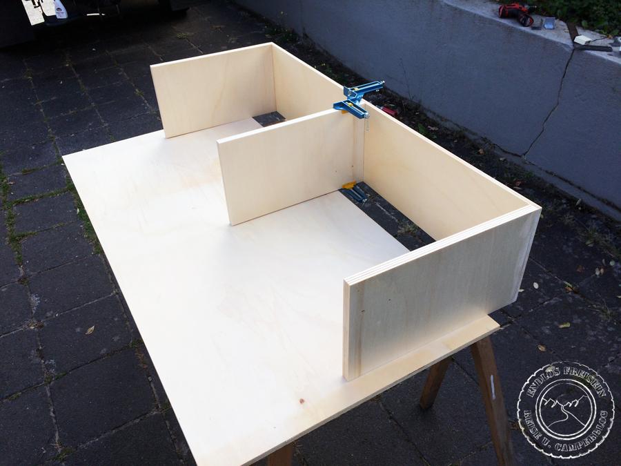 Sitzbank Pappelmultiplex Defender