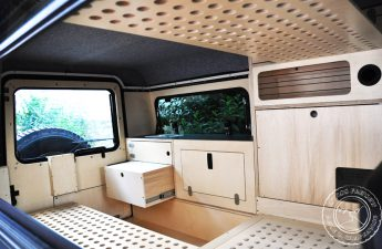 Reisemobil Möbelbau selber machen